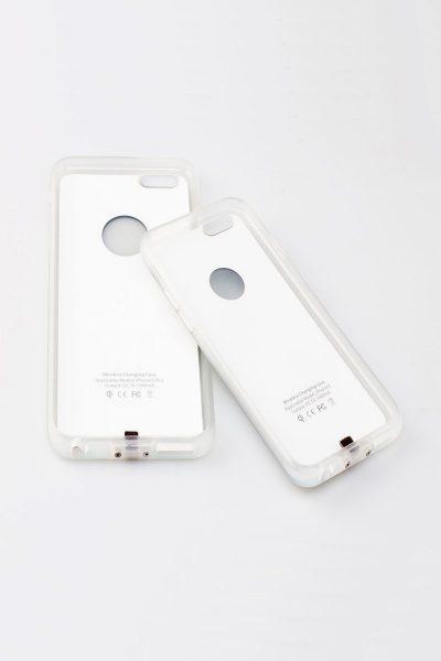 Funda iPhone Receptor Wireless Qi