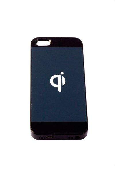 Funda iPhone 5/5S Receptor Wireless Qi