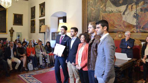 Premio emprendimiento UGR