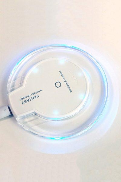 Cargador Wireless Qi