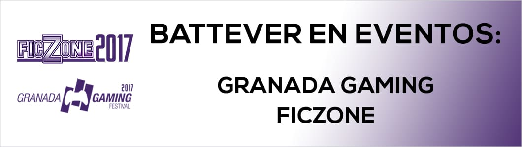 Battever en eventos: GranadaGaming – Ficzone