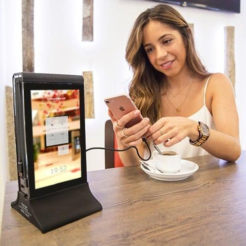Dual Tablet