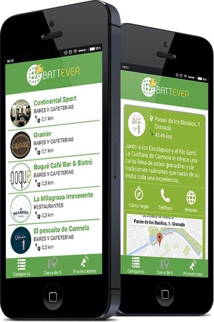 Cargador de móviles y smartphones para hostelería
