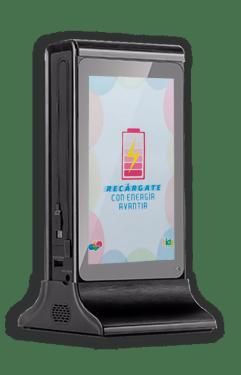 Cargador de móviles para sector hostelero personalizable