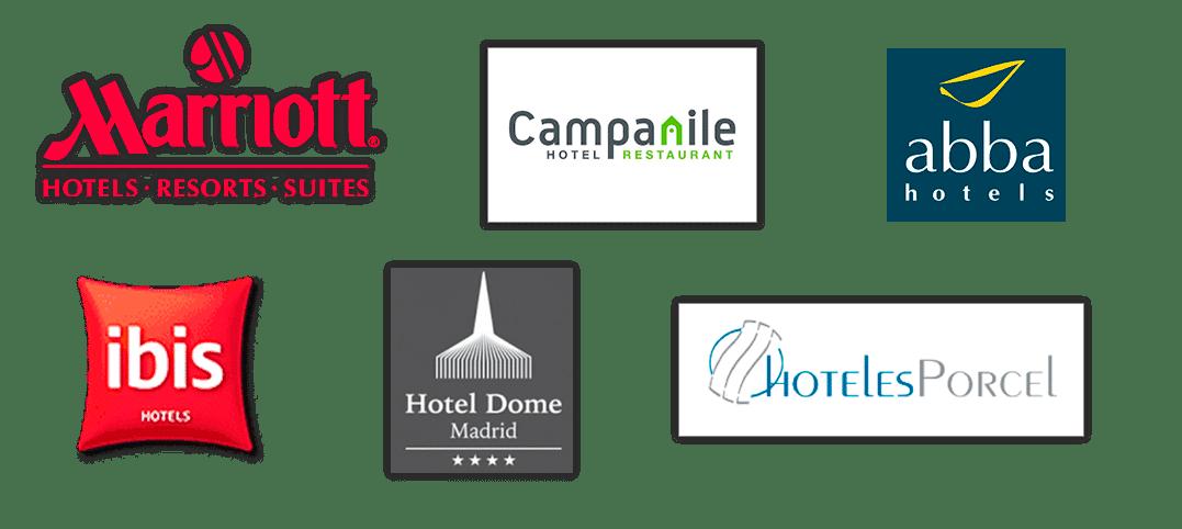 Nuestros clientes - Hoteles Battever