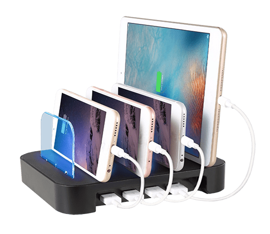 Wireless chargers for mobiles