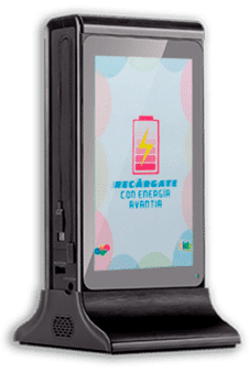 Battever Dual Tablet