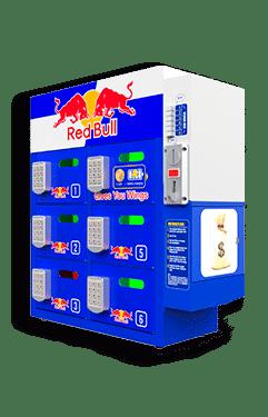 Taquilla para cargar smartphones con monedas