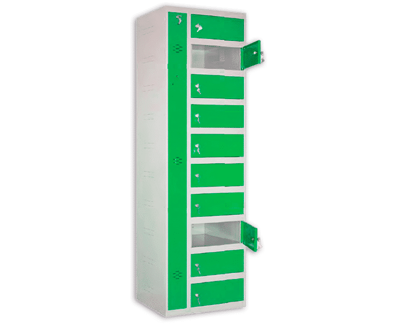 Armario de carga para móviles y tablets