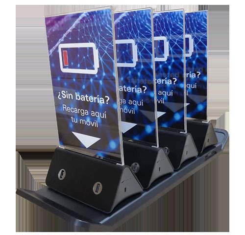 Batterie portatili per la ricarica di telefoni cellulari