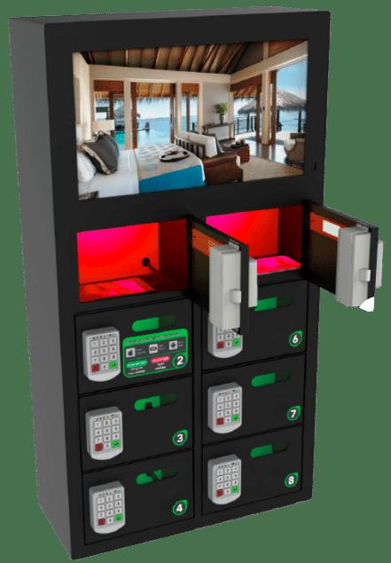 Battever Mini Cell Multimedia