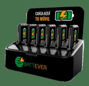 battever-six-pack-cargador-portatil-powerbank
