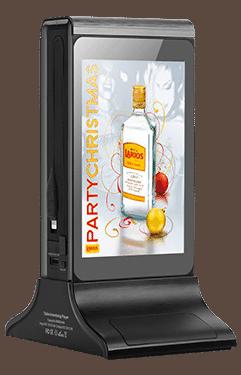 Cargador de móvil para bares y restaurantes