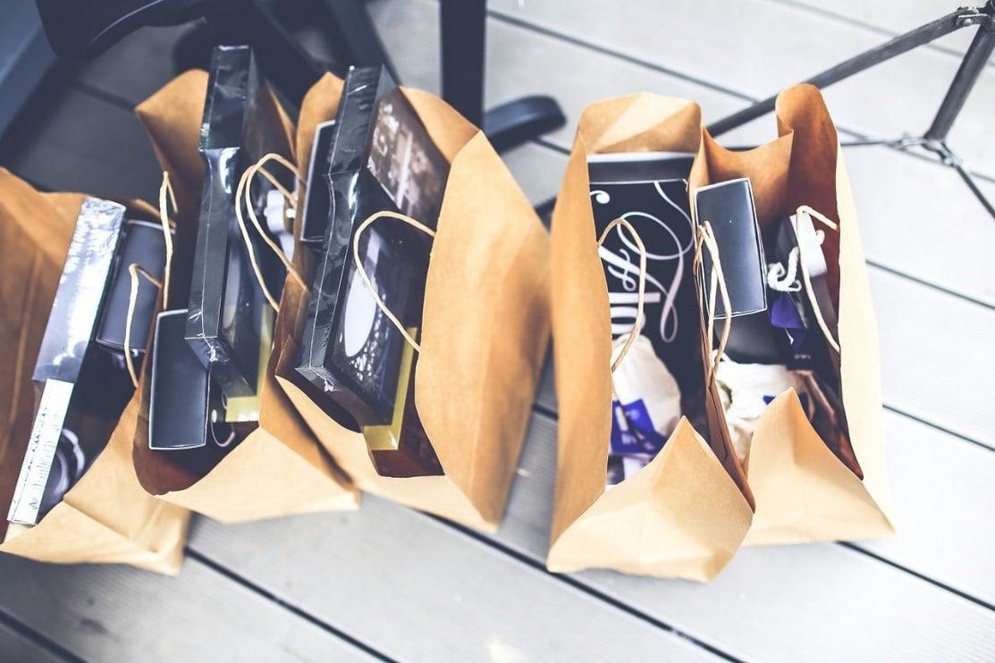 Faire des achats sur le lieu de vente