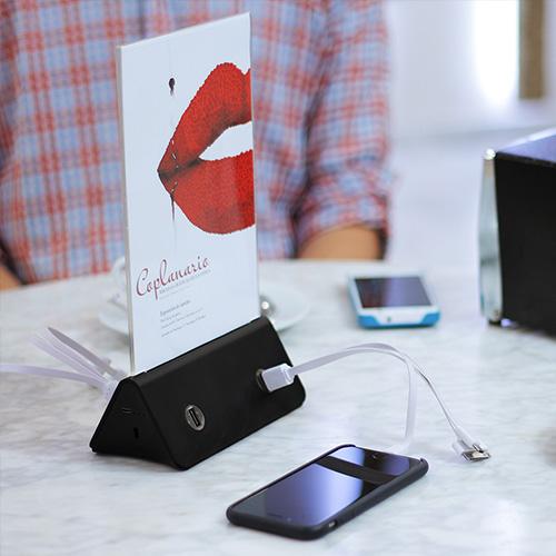 Satisfacer necesidades cliente con carga móvil