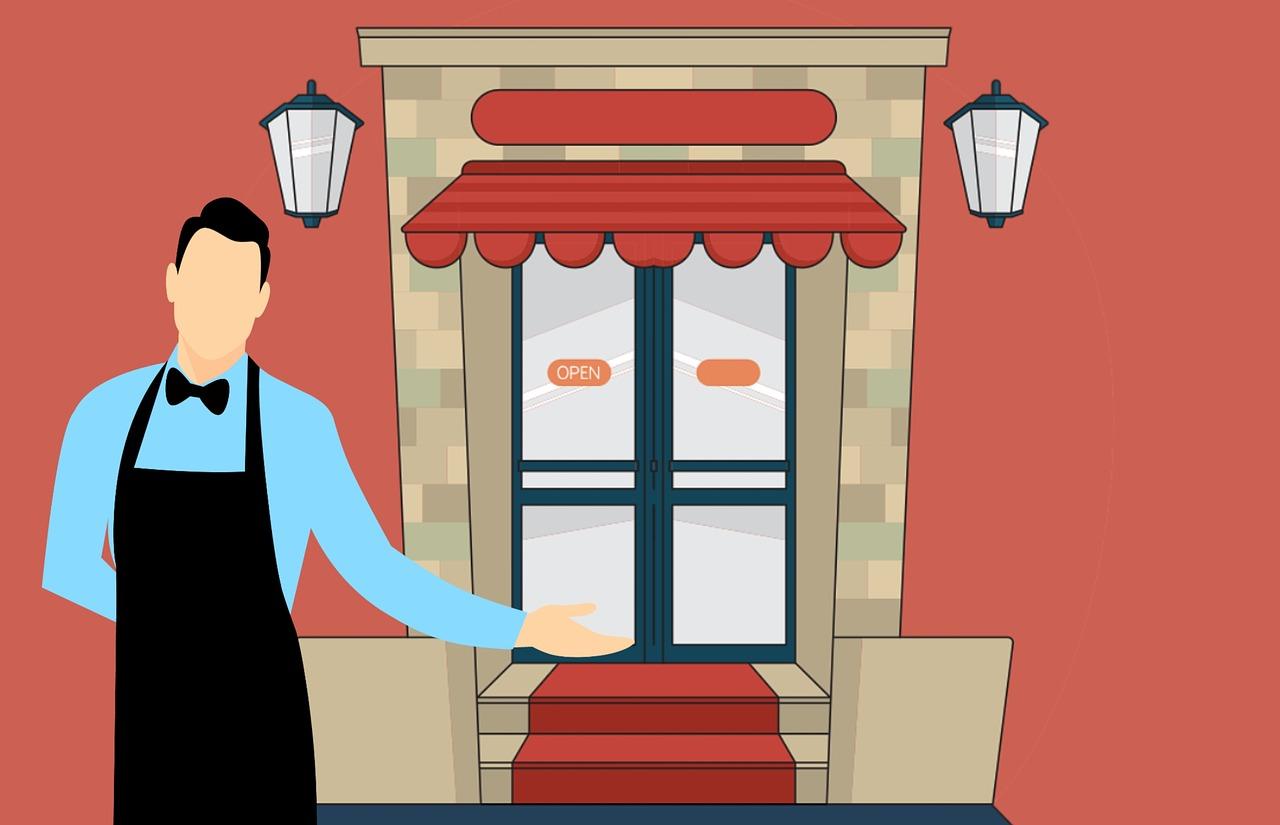 Servicio al cliente en restaurantes