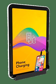 Station de recharge fixe et mobile
