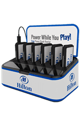 Multiple mobile phone charger for events and conferences