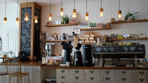 Care for the ambience of your coffee shop