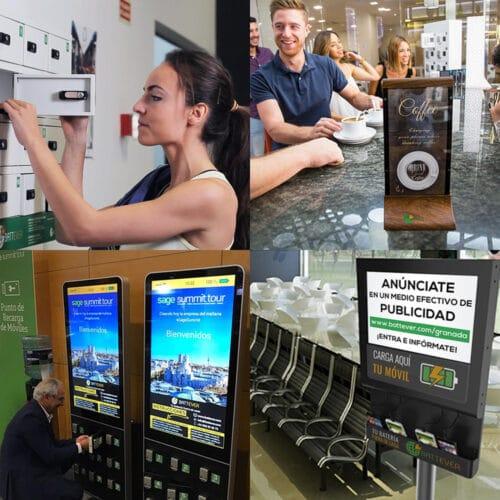 Utilisez les stations de recharge dans votre entreprise et générez de la valeur