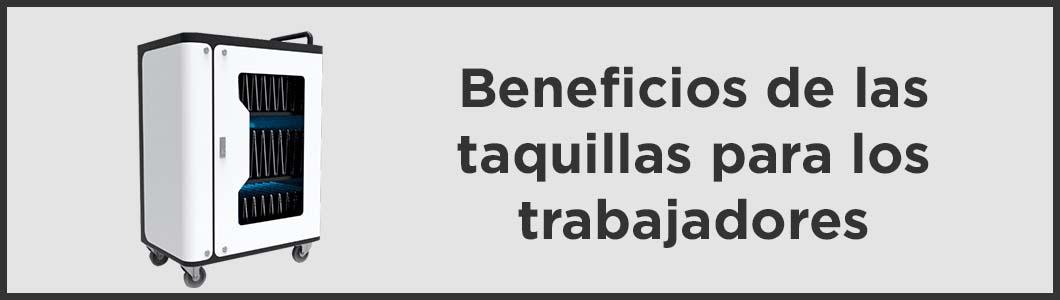 beneficios de las taquillas para los trabajadores